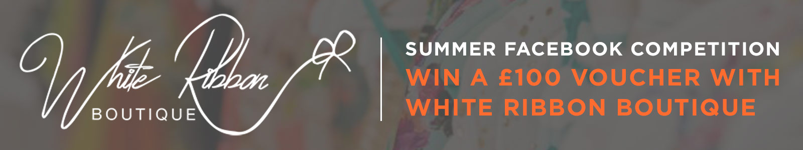 White Ribbon Summer Facebook Competition