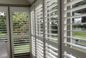Conservatory Shutters in Cheshire and North Wales