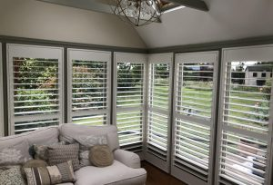 Full Height Conservatory Shutters