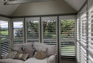 Plantation Shutters for Conservatories